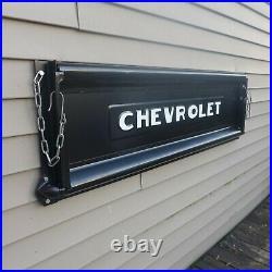 1941 1953 Chevy truck tailgate bench wall mount (bar mancave porch garage)