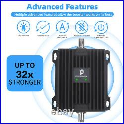 4G LTE 700MHz Cell Phone Signal Booster Band AT&T Verizon 12/13/17 for Truck RV