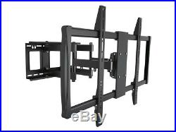 60 70 72 80 82 90 100 inch Large Full Motion TV Wall Mount Bracket LCD LED VESA