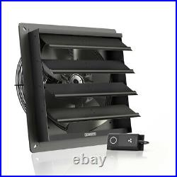 AIRLIFT S14 Shutter Exhaust Wall Mount-Fan 14 Attic, Shed, Workshop, Greenhouse