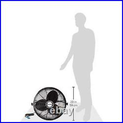 Air King 20 3-Speed Non-Oscillating Totally Enclosed Wall Mount Fan (Open Box)