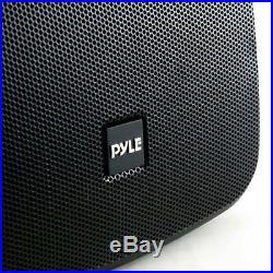 Bluetooth 5.2 600w Waterproof Wall Mount Speakers Indoor Outdoor Speaker System