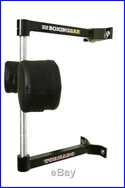 Boxing Bar Tornado Punch Bag MMA Wall Mounted Training PunchBag Reflex Trainer