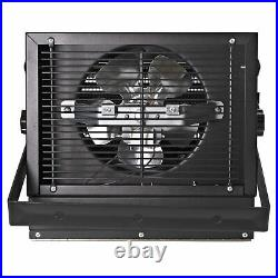 Comfort Zone CZ220 Fan-Forced Ceiling Mount Heater with Dual Knob Controls
