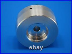Complete Belt Knife Grinder Wheel Set, 5 Drive 5/8, 4 Tracking, 2 Idler Wheels