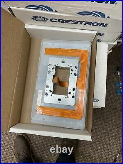Crestron TSS-10 10.1in Wall Mount Touch Panel Screen Black
