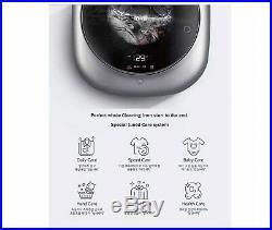 DAEWOO DWD-35MCRCR Wall Mounted Mini Drum Washer+Dryer Washing Machine 220V