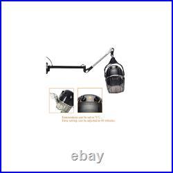 Hanging Hooded Hair Dryer Wall Mounted Bonnet Hood Hairdryer Salon Equipment