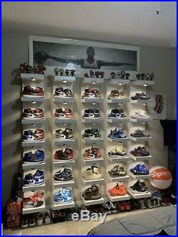 Shoes Wall Mount Standing Storage Shelf