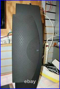 Martin Logan Fresco Speakers. With wall mounts for each. Sound is Awesome