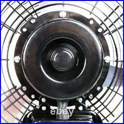 Maxx Air HVWM 18 18-Inch 3-Speed High Velocity Wall Mount Fan HVWM 18 UPS