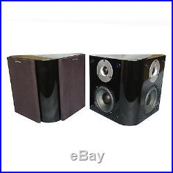 Mistral BOW-S Wall Mounted Surround Speakers