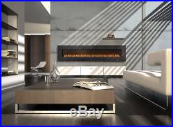 Napoleon EFL100 Linear Wall Mount Electric Fireplace 100