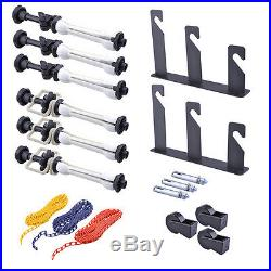 Neewer Photography 3 Roller Wall Mounting Manual Background Support System