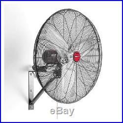 OEMTOOLS 24883 24 Inch Oscillating Wall Mount Fan