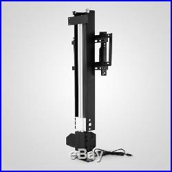 Plasma/LCD Motorized Television TV Lift Bracket Wall Mount Stroke 500mm 20Inch