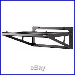 REGA Turntable Wall Shelf / Mount Black Authorized Dealer