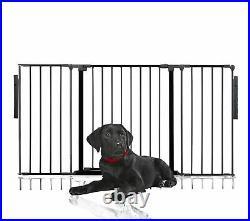 Safetots Premium Flexible Extra Wide Dog Gate Room Divider Puppy Barrier Various