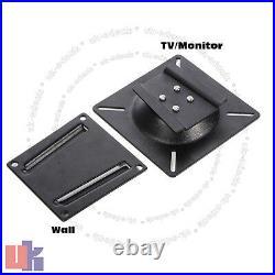 Slim Flat LED TV Wall Mount Bracket VESA 75 100 10 to 29 inch TAHA011