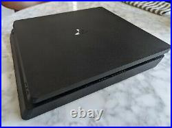 Sony PS4 1tb Console Bundle With 3 Games, Wall Mount + Original Box