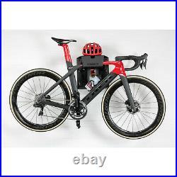 Stasdock BICYCLE WALL MOUNT Helmet Shoe & Bicycle Storage System HAPPY BLACK