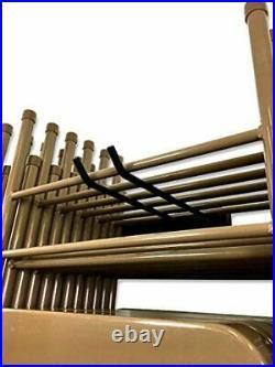 StoreYourBoard Chair Storage Rack + Shelf, Folding and Beach Chair Wall Mount