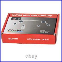 Ultra Slim TV Wall Mount Bracket for Samsung 29 32 39 40 46 50 55 60 65 LED CXN