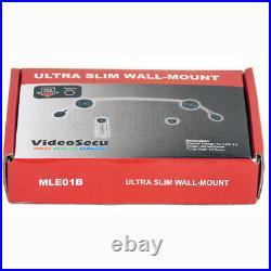 Ultra Slim TV Wall Mount Bracket for Samsung 39 40 43 46 48 50 55 60 65 LED MCX