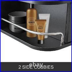 Wall Mount Styling Station Salon Equipment 41.3x16x8.9 inch SPA Barber Bathroom