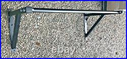 Wall Mounted Pull Up Bar Cross Fit Exercise Equipment RTN Fitness BuyBritish