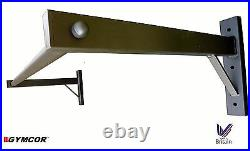 Wall Mounted Pull Up Bar Made In Uk Vkr Station Home Gym Weights Chin Chinning