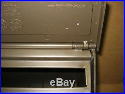 Whitehall Wall Mount Mailbox Cast Aluminum Mail Box & Custom Number Plaque